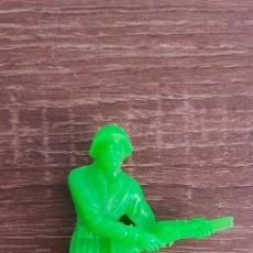 Figuras de Goma y PVC: FIGURA COMANSI ESPAÑOLES AMERICANOS AÑOS 70. Lote 136368010