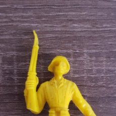 Figuras de Goma y PVC: FIGURA COMANSI ESPAÑOLES AMERICANOS AÑOS 70. Lote 136368224