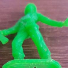 Figuras de Goma y PVC: FIGURA COMANSI ESPAÑOLES AMERICANOS AÑOS 70. Lote 136368256