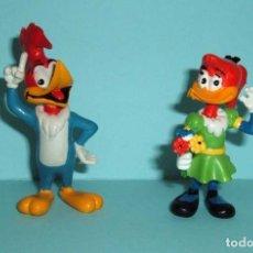 Figuras de Goma y PVC: EL PAJARO LOCO - WOODY WOODPECKER - COMICS SPAIN. Lote 136385372