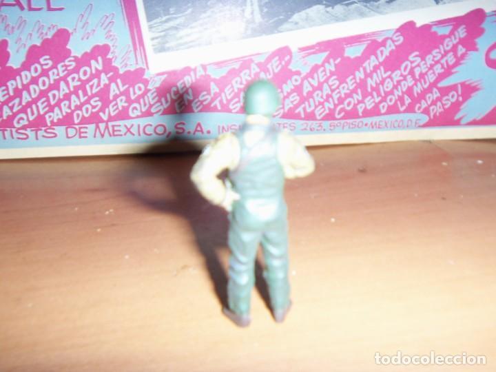 Figuras de Goma y PVC: SOLDADO NORTEAMERICANO MARK 20 CENTURY 54 MM - Foto 2 - 136421950