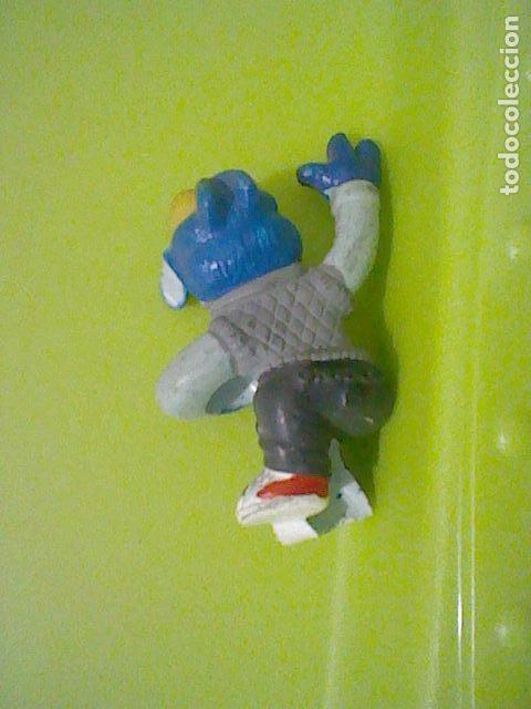 Figuras de Goma y PVC: GONZO GOMA FIGURA LAPICERO MUPPETS SESAMO BARRIO - Foto 3 - 136457278