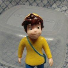 Figuras de Goma y PVC: FIGURA PEDRO AMIGO HEIDI MARCA JUNIOR TV. Lote 136503273