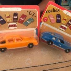 Figuras de Goma y PVC: COCHES GT 70S. Lote 136610348