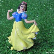 Figuras de Goma y PVC: FIGURA DISNEY BLANCANIEVES EN GOMA O PVC BULLYLAND. Lote 136691642