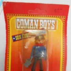 Figuras de Goma y PVC: BLISTER COMAN BOYS DE COMANSI . Lote 136773858