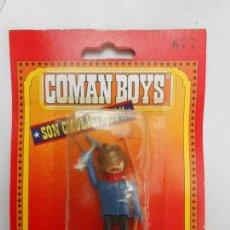 Figuras de Goma y PVC: BLISTER COMAN BOYS DE COMANSI . Lote 136773914