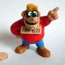 Figuras de Goma y PVC: FIGURA DE GOMA - BEAGLE BOYS - BULLY 1989. Lote 137158266