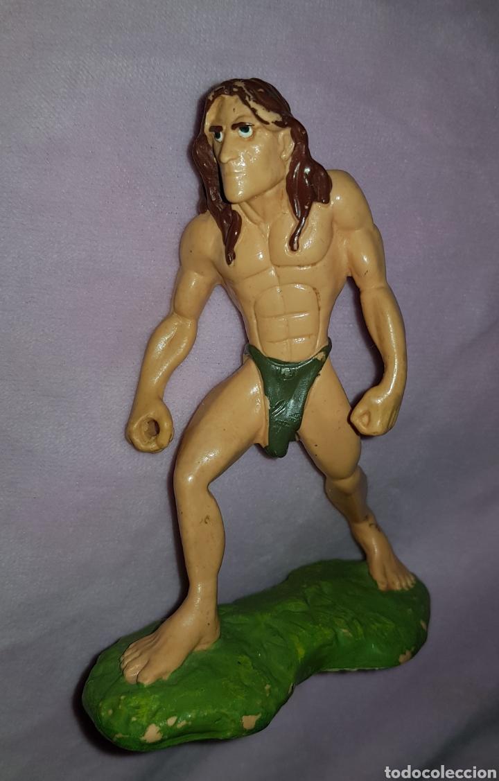 FIGURA PVC TARZAN BULLY (Juguetes - Figuras de Goma y Pvc - Bully)