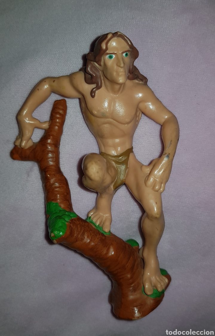 FIGURA PVC TARZAN BULLYLAND (Juguetes - Figuras de Goma y Pvc - Bully)