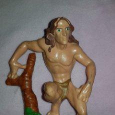Figuras de Goma y PVC: FIGURA PVC TARZAN BULLYLAND. Lote 137219196