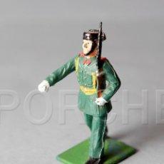 Figuras de Goma y PVC: GUARDIA CIVIL DESFILANDO . Lote 137228030
