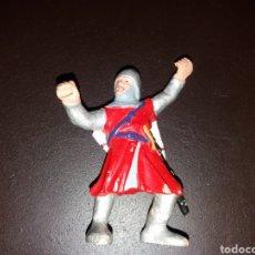 Figuras de Goma y PVC: GUERRERO DE BULLYLAND.. Lote 137229913