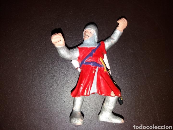 Figuras de Goma y PVC: Guerrero de Bullyland. - Foto 3 - 137229913