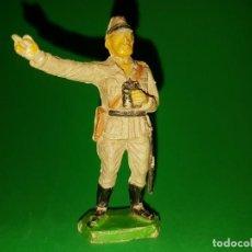 Figuras de Goma y PVC: OFICIAL JAPONES DE COMANSI, EN GOMA, SERIE -EL PUENTE SOBRE EL RIO KWAI-. Lote 137258270