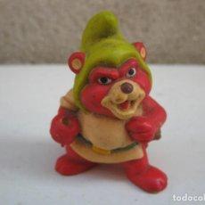 Figuras de Goma y PVC: OSO GRUFFI - LOS OSOS GUMMI - FIGURA DE PVC - DISNEY - APPLAUSE - AÑO 1985.. Lote 137325074