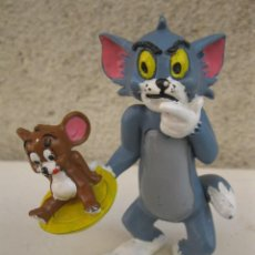 Figuras de Goma y PVC: TOM Y JERRY - FIGURA DE PVC - COMICS SPAIN.. Lote 137330326