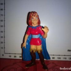 Figuras de Goma y PVC: FIGURA DRAGONES Y MAZMORRAS - SHEILA - COMICS SPAIN AÑOS 80. Lote 137354338