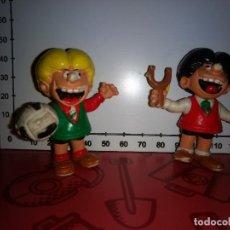 Figuras de Goma y PVC: FIGURAS BRUGUERA ZIPI -ZAPE - COMICS SPAIN AÑOS 80. Lote 137354742