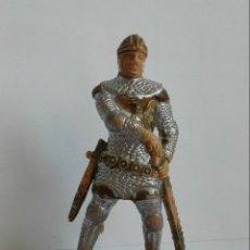 Figuras de Goma y PVC: REAMSA MEDIEVAL 186 SERIE RICARDO CORAZON DE LEON. PLASTICO, BUEN ESTADO.. Lote 137385218