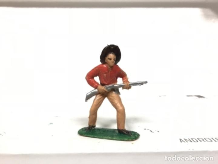 FIGURA VAQUERO OESTE COWBOY JECSAN (Juguetes - Figuras de Goma y Pvc - Jecsan)