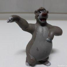 Figuras de Goma y PVC: FIGURA DE GOMA BALOO DE BULLYLAND. Lote 137493165