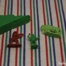 Figuras de Goma y PVC: FIGURAS MONTAPLEX OESTE. Lote 137495046