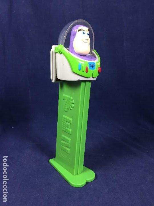 Dispensador Pez: DISPENSADOR PEZ BUZZ LIGHTYEAR GRAN TAMAÑO - Foto 1 - 137602030