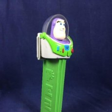 Dispensador Pez: DISPENSADOR PEZ BUZZ LIGHTYEAR GRAN TAMAÑO. Lote 137602030