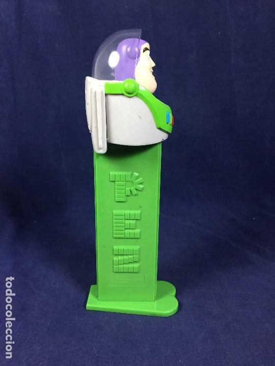 Dispensador Pez: DISPENSADOR PEZ BUZZ LIGHTYEAR GRAN TAMAÑO - Foto 3 - 137602030