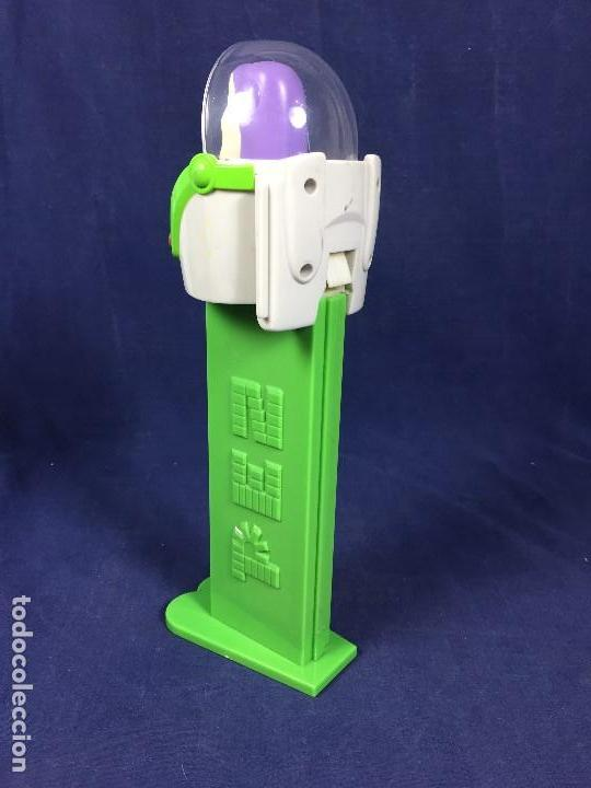 Dispensador Pez: DISPENSADOR PEZ BUZZ LIGHTYEAR GRAN TAMAÑO - Foto 6 - 137602030
