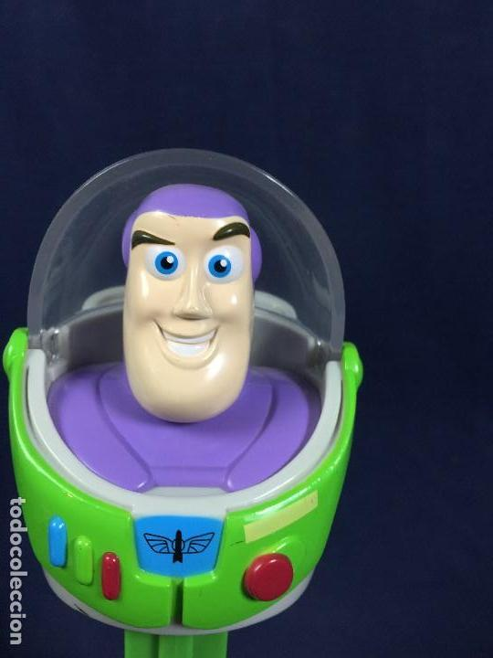 Dispensador Pez: DISPENSADOR PEZ BUZZ LIGHTYEAR GRAN TAMAÑO - Foto 7 - 137602030