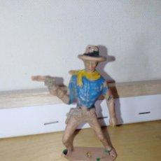 Figuras de Goma y PVC: FIGURA PVC REAMSA LAFREDO JECSAN OESTE INDIOS Y VAQUEROS. Lote 137609890