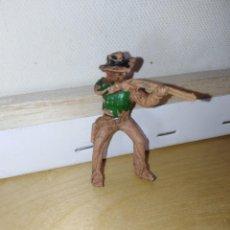 Figuras de Goma y PVC: FIGURA PVC REAMSA LAFREDO JECSAN OESTE INDIOS Y VAQUEROS . Lote 137609994