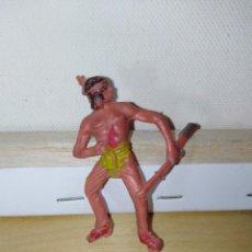 Figuras de Goma y PVC: FIGURA PVC REAMSA LAFREDO JECSAN OESTE INDIOS Y VAQUEROS . Lote 137610054