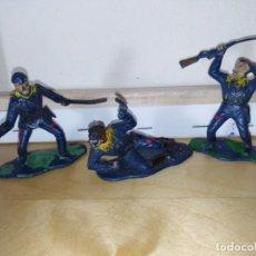 Figuras de Goma y PVC: FIGURA PVC REAMSA LAFREDO JECSAN OESTE INDIOS Y VAQUEROS BATALLA DE LITTLE BIG HORN . Lote 137610298