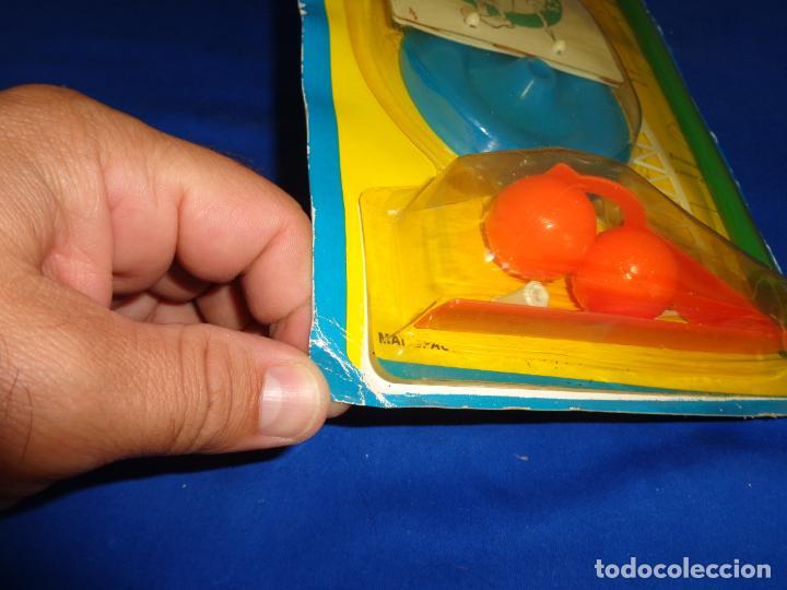 Figuras de Goma y PVC: MINI BALONCESTO DE PLASTICO AÑOS 70, BOSTON CELTICS A ESTRENAR VER FOTOS Y DESCRIPCION! SM - Foto 2 - 137666906