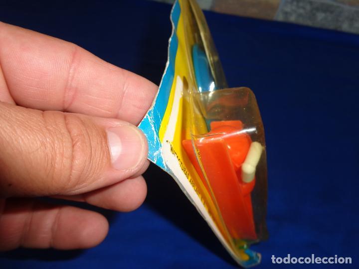 Figuras de Goma y PVC: MINI BALONCESTO DE PLASTICO AÑOS 70, BOSTON CELTICS A ESTRENAR VER FOTOS Y DESCRIPCION! SM - Foto 5 - 137666906