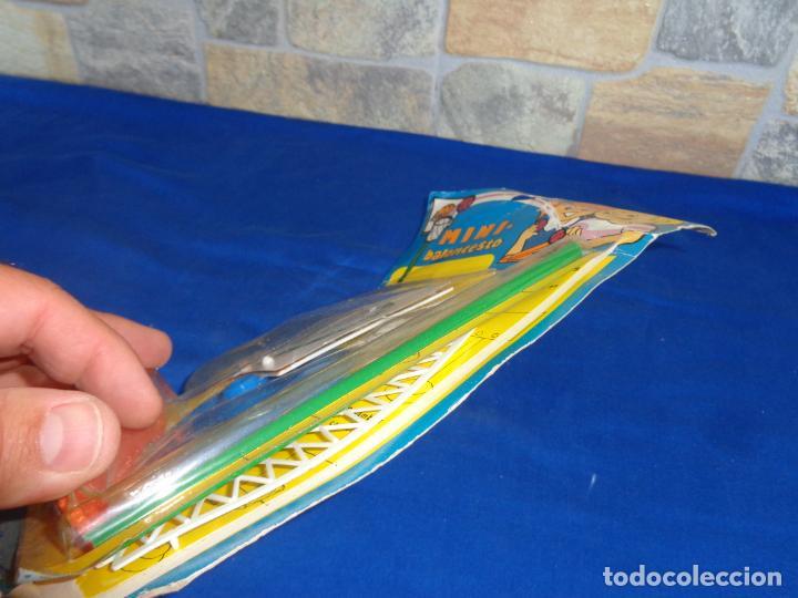 Figuras de Goma y PVC: MINI BALONCESTO DE PLASTICO AÑOS 70, BOSTON CELTICS A ESTRENAR VER FOTOS Y DESCRIPCION! SM - Foto 4 - 137667130
