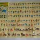 Figuras de Goma y PVC: POSTER O CATÁLOGO DE PITUFOS DE SCHLEISCHS. 1992. DIE TOLLE WELT DER SCHLÜMPHE. 2. Lote 137716102