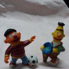 Figuras de Goma y PVC: MUÑECO/FIGURA: EPO Y BLAS.- MIDEN ALTO APRÓX. 8,00 Y 6,30 CENTIM.. Lote 137747080