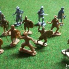 Figuras de Goma y PVC: SOLDADOS DEL MUNDO - PHOSKITOS. Lote 137758550