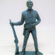 Figuras de Goma y PVC: ANTIGUA FIGURA DEL OESTE COMANSI. BEN CARTWRIGHT. BONANZA.. Lote 137768370