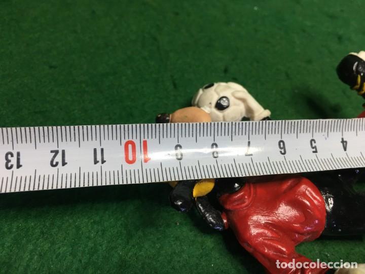 Figuras de Goma y PVC: FIGURA GOOFY FUTBOLISTA - BULLYLAND - Foto 3 - 137772086