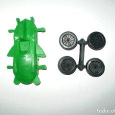 Figuras de Goma y PVC: MONTAPLEX CURIOSO BÓLIDO - RAREZA ESJUSA. Lote 137823602