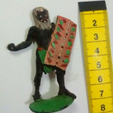 Figuras de Borracha e PVC: AFRICANO ARCLA DE GOMA. Lote 137839234