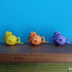 Figuras de Goma y PVC: DUNKIN RUPERTAS RARAS. Lote 137855742