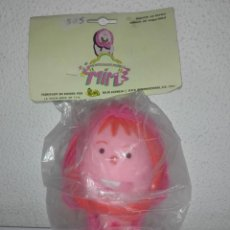 Figuras de Goma y PVC: MUÑECO FIGURA MIM LOS SABIOS JUGASA BRB 1984 A ESTRENAR PRECINTADO CG3. Lote 137908054