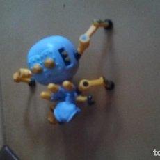 Figuras de Goma y PVC: MUÑECO INVIZIMALS DE 2014 SCUTTLE. Lote 137913946