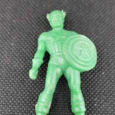 Figuras de Goma y PVC: CAPITAN AMERICA - 5 CM - CAR121. Lote 137937426